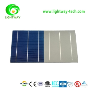 China 4.47Wp 6inch Poly continuous busbar 3BB solar cells on Sale on sale