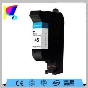 China best sell compatible for HP 45 ink cartridge guangzhou on sale