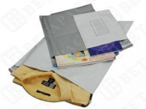 China High Strength Peel And Seal Poly Bags Plastic Envelopes For Shipping Clothing on sale