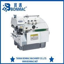 China BM-737 Super High Speed 3 Thread Overlock Industrial Sewing Machine Price on sale