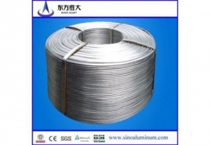 China high tensile strength aluminum wire rod 1350 on sale