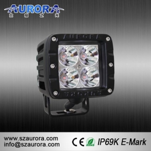 China High Lumen AURORA 2inch Infrared LED Cube High Power IR LED Infrared Illuminator on sale