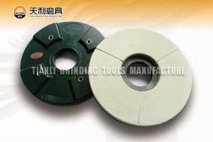 China polishing buff plate for marble slab supplier
