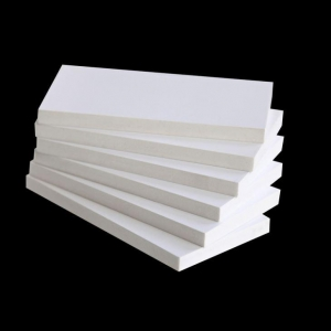 China Low Price Rigid Foam PVC Sheet for Furniture Partition and Wardrobe on sale