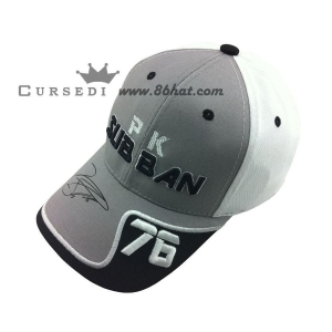 China Baseball cap High quality fashion cotton embroidery flex fit baseball cap on sale