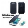 China Mobile phone Accessories LEATHER FLIP CASE/BATTERY COVER FOR SAMSUNG GALAXY S3 MINI for sale