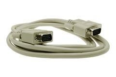 China Cables & Accessories HD15M/HD15M, VGA Monitor Cable, 6-Foot on sale