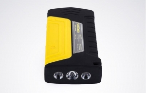 China 12V Portable Mini Jump Starter Car Jumper supplier