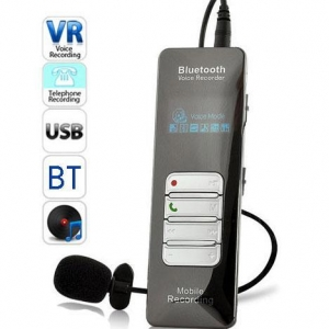 China Mobile Bluetooth recording Mobile Phone Answering Model: AT-VR125 on sale