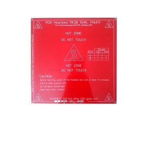 China 3D Printer MK2b PCB heated bed 214x214x3 on sale