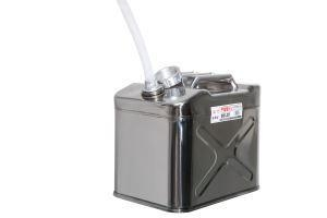 China 20L Erect Stainless Steel Jerry Can on sale