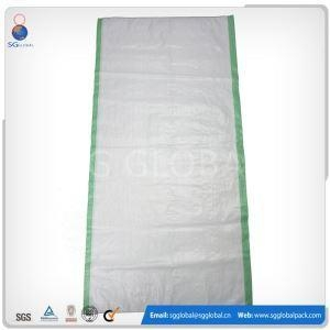 China Plastic Woven Sack Woven Polypropylene Feed Bags on sale