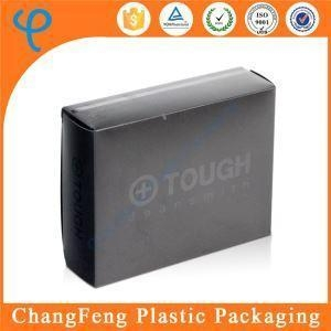 China OEM Manufacturer Auto Bottom Crease Folding Earphone Plastic Packaging Storage Box on sale