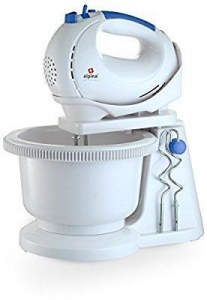 China Alpina SF-3911 5-Speed 200 Watt Hand and Stand Mixer Combo, 220V (Not for USA) on sale