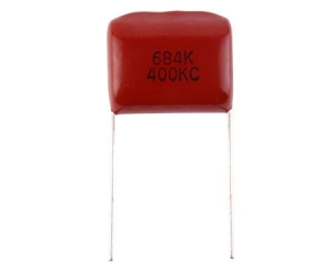 China Metalized Polyester Film Capacitor (METAL) on sale