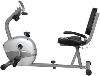 China Indoor Magnetic Recumbent Upright Exercise Bike