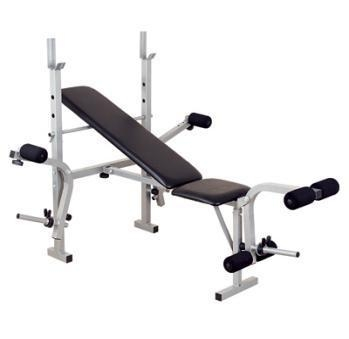 China Best Flat Decline Weight Bench with Weight Olympic