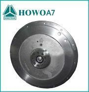 China Sinotruk A7 Engine Parts Flywheel AZ1246020005a For Brazil/santos/rio De Janeiro on sale