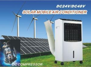 China Portable Solar Air Conditioner on sale