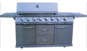 China GAS GRILL CB6-SBG001-A on sale