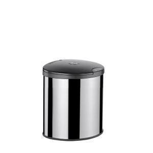 China Semi-Round Auto Lid Electronic Smart Rubbish Bin Sale on sale