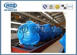 China Coal Fired Steam Hot Water Boiler Drum In Thermal Power Plant Natural Circulation on sale
