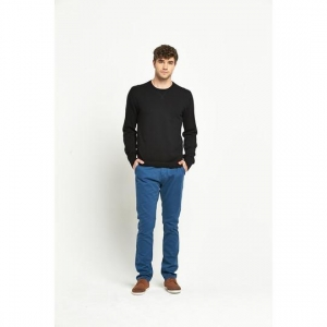 China Goodsouls Crew Neck Knit Jumper on sale