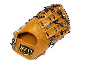 China ZETT Pro Elite 13 inch Brown First Base Mitt + BONUS US$ 199.99 on sale