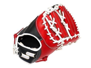China SSK Fire Heart 13 inch Red/Black First Base Mitt + BONUS US$ 199.99 on sale