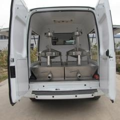 China Large Capacity Calibration Proving Van on sale