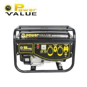 China 3kw 3kva Home Electric Petrol Generator Price List on sale