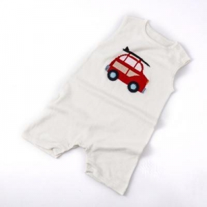 China Soft Cotton Baby Boy Clothes Boutique Onesies for Babies on sale