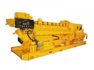 China MTU engine mtu gas genset on sale