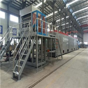 China Paper Pulp Molded Packaging Making Machine on sale