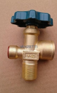 China Gas Cylinder Valve on sale