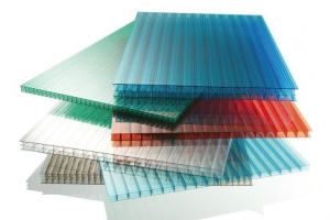 China Colored Polycarbonate Sheet on sale