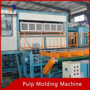 China Pulp Molding Machine Molded Pulp Packaging Machinery on sale