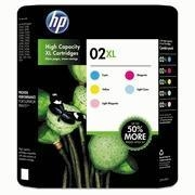 China HP 02XL Ink Cartridge Color Combo Pack, Free Shipping!!! on sale