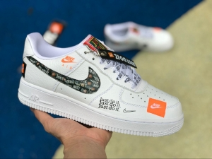 China Nike Air Force 1 Low 07 PRM Just Do it Sports Running Shoes Men on sale