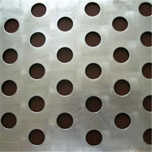 China Stainless Steel Sheet perforated stainless steel on sale