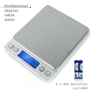 China Kitchen Stainless Multi-function Kitchen and Nutrition Digital Scale on sale