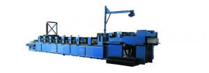 China Narrow Web Flexo Printing Machine-Traditional Model on sale