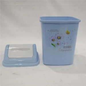 China Outdoor Trash Bins with Clamshell Design wholesale