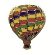 China One Pair of Hot Air Balloon Cufflinks on sale