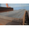 China Steel slabs carbon steel sheet a36 ss400 steel plate for sale