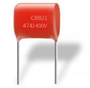 China Sale Metallized Polyester Film Capacitors Cbb22 Capacitor 474J 0.47uf 470nf 250V Capacitors on sale