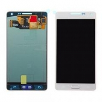 China For Samsung Galaxy A5 SM-A500 LCD Touch Digitizer Assembly With Home button White on sale