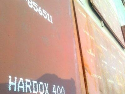 China Stainless Steel/Plate Hardoxs 400