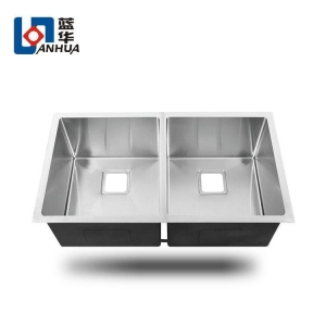 China Factory Supply Stainless Steel Weight Single Bowl Kitchen Sinks on sale