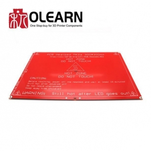 China 200x300mm PCB heated bed Mk2a 300x200mm 300W for Reprap Prusa i3 3D printer on sale